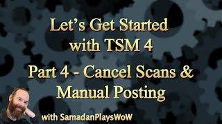 Вау ЦМ 4 Керівництво для початківців - Частина 4 - скасувати сканування і ручне проводки