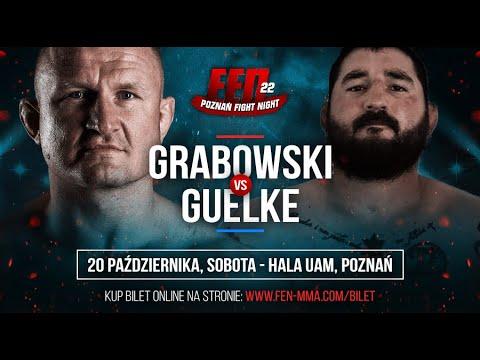 FEN 22: Damian Grabowski VS Jose Rodrigo Guelke [trailer]
