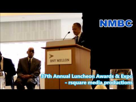 NMBC's 37th Annual Luncheon Awards & Expo at BNY, NYC