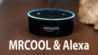 MRCOOL Alexa Commands