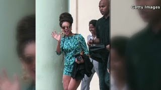 Beyonce and Jay-Z's controversial trip