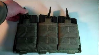 ATS Tactical Gear 7.62 Triple Shingles