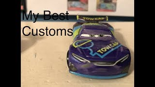 My Top Ten Best Custom Disney Cars Diecasts