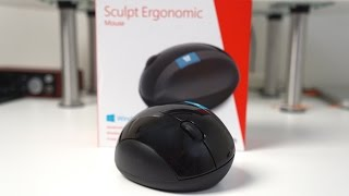 Microsoft Sculpt Ergonomic Mouse Review