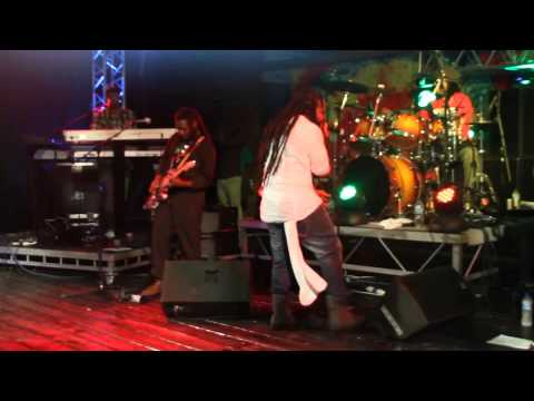 Kymani Marley - Brave Ones Live in Carriacou, Grenada 2013_1