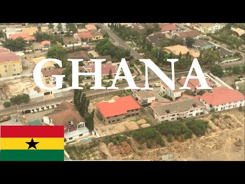 Landing in Ghana - Accra  Kotoka  airport- Please Subscribe to my Channel!