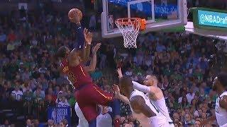 LeBron James Takes On The Entire Celtics Team By Himself! Cavaliers vs Celtics Game 2