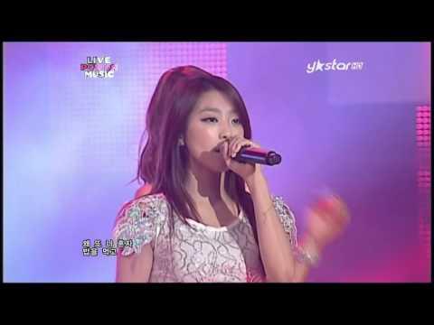 [1080p] 씨스타 - 나 혼자 (Alone) (130901 Live Power Music)