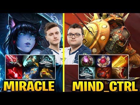 MIRACLE vs MINDCONTROL - CRAZY MADNESS GAME Dota 2 7.17 thumbnail