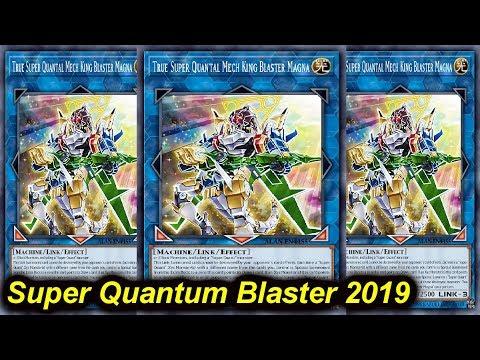 【YGOPRO】Super Quantum Blaster Magna Deck 2019