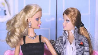 Tinka and Todd - A Barbie parody in stop motion *FOR MATURE AUDIENCES*