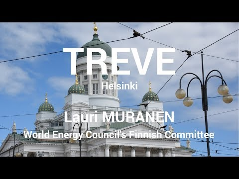 Lauri MURANEN — World Energy Council's Finnish Committee (TREVE project)
