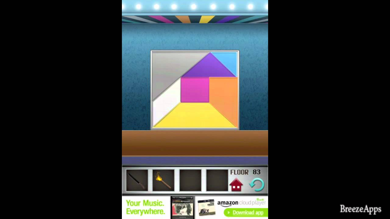 100 Floors Level 81 82 83 84 85 86 87 88 89 90 Losung Und Walkthrough Touchportal