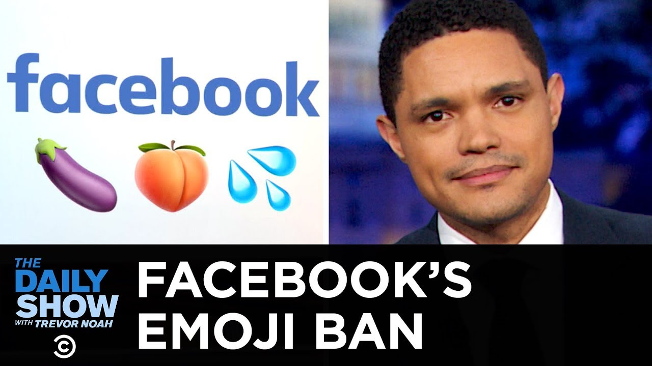 Facebook's Sexual Emoji Ban, Las Vegas's Homeless Curb & A 911 Boss Streams Netflix | The Daily Show