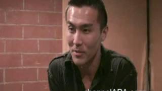 MTV Silent Library host Zero Kazama Interview with channelAPA.com