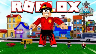 ROBLOX - HOW TO BECOME A GIANT IN ROBLOX?!!