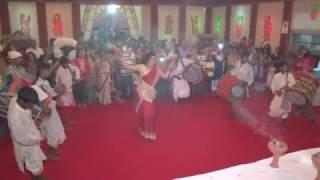 Award winning Durga Puja Dhunuchi Nach
