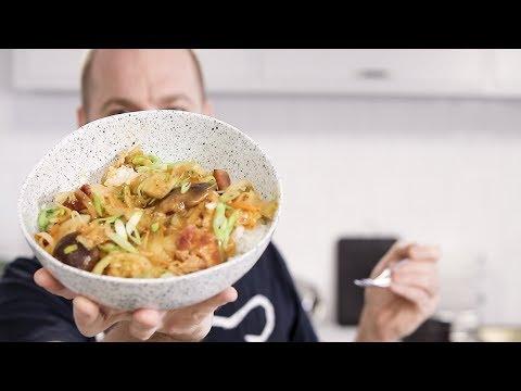 MAT TILL OS: Kimchi och fläsk på ett litet kick!