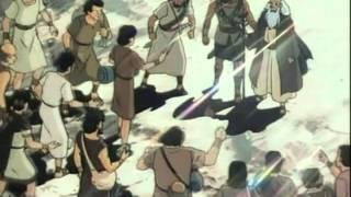 Anime Biblico História da Biblia 17 - A terra prometida - Dublado Br