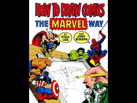 Stan Lee's - How to Draw Comics the Marvel Way (Full Length)