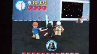 Lego Star Wars II - Cutscene Glitches