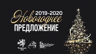 Новогодние корпоративы в Чешском Льве, Абажуре, Party Bar Айсберг, Диско-Пицце!