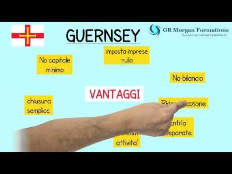 Guernsey - Societa' offshore