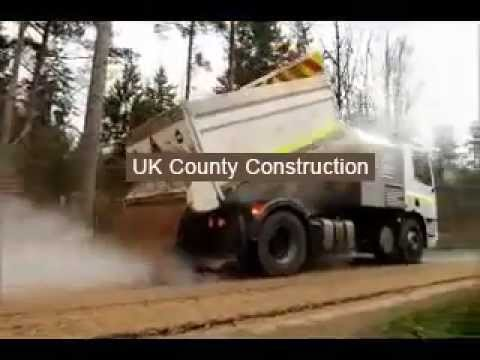 UK County Construction