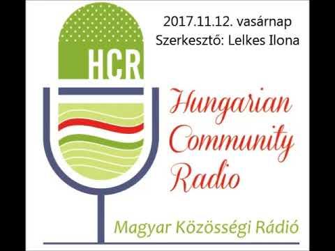 Magyar Kozossegi Radio Adelaide 20171112 Lelkes Ilona