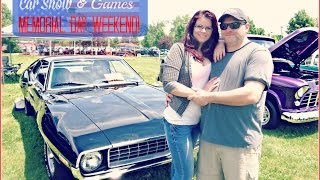 Car Show and Games | Memorial Day Weekend! 2016