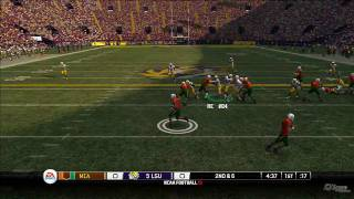 NCAA Football 10 Review