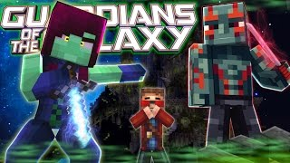 """""""THE DESTROYER!""""- Minecraft GUARDIANS OF THE GALAXY #2 (Minecraft Roleplay)"""