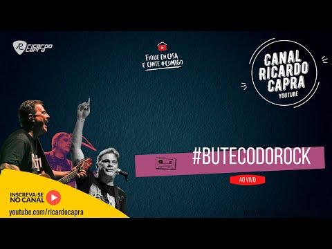 #BUTECODOROCK     DOMINGO     24/05    16h     ROCK COM AMIGOS     #FiqueEmCasa e Cante #Comigo