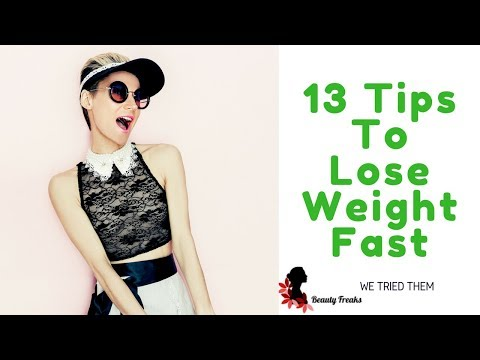13 Fast Tips for How to Lose Weight Fast At Home (We Tried Them!)