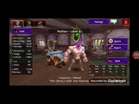 Arcane Legends 6,000,000g Trust Test
