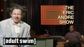 The Eric Andre Show | Trailer - Watch S4 Now on All 4 | Adult Swim UK 🇬🇧