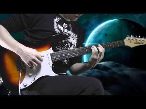 Joe Satriani - Tears in the Rain cover