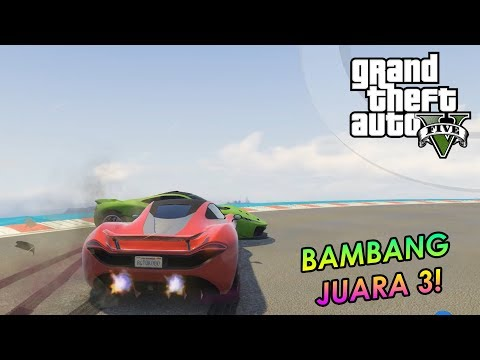 ULTAH HOMPIMPA BAMBANG JUARA 3 - GTA 5 Indonesia Funny Moments