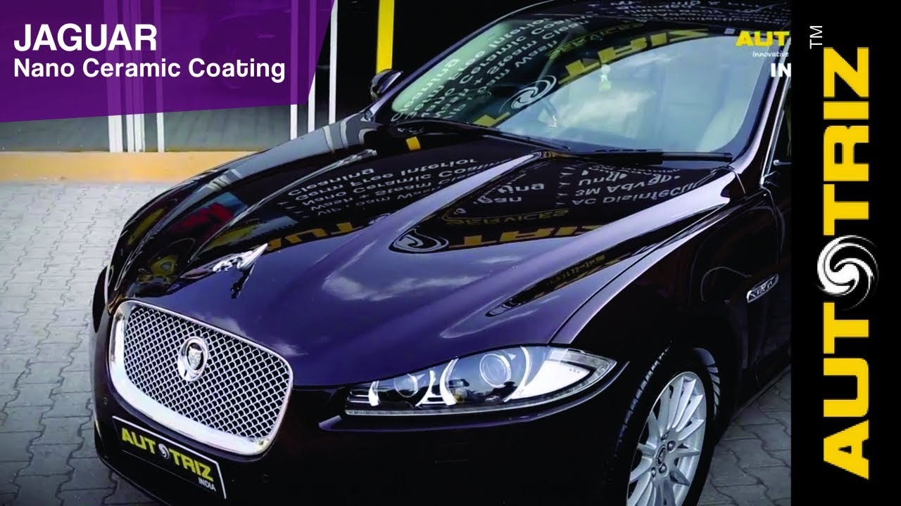 JAGUAR BEFOR & AFTER | AUTOTRIZ - NANO CERAMIC COATING