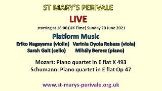 Platform Music Ensemble HD
