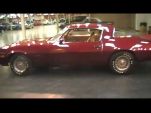 1979 Chevy Camaro Berlinetta loaded with options for sale at Gateway  Classic Cars in IL