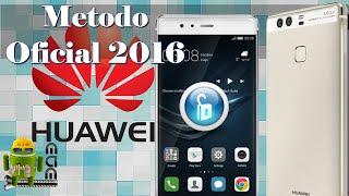 Desbloquear Bootloader Huawei todos Lo Modelos probado en un P7