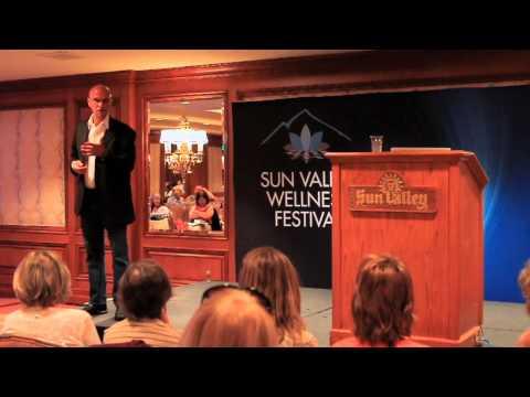 Accelerate Your Awakening:  Sun Valley Wellness Festival Presentation