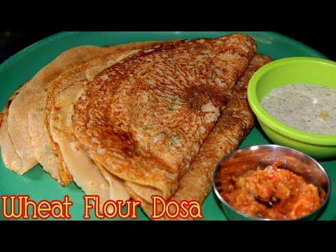 wheat-flour-dosa-recipe