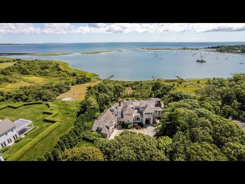 Osterville manse hits the auction block