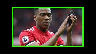 Breaking News   Man Utd transfer news: The STAGGERING amount club want for Anthony Martial - no clu