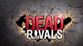 Dead Rivals - Онлайновый зомби шутер от компании Gameloft