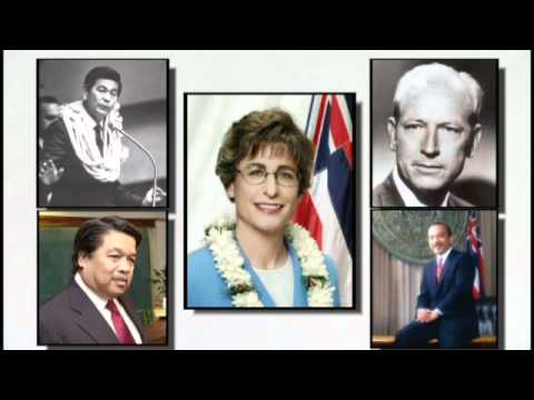 Hawaii News Now - Exit Interview with Gov. Lingle