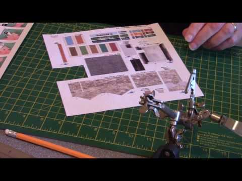 OMR #4 – Little Drawling: Track Laying and Model Building Part 1