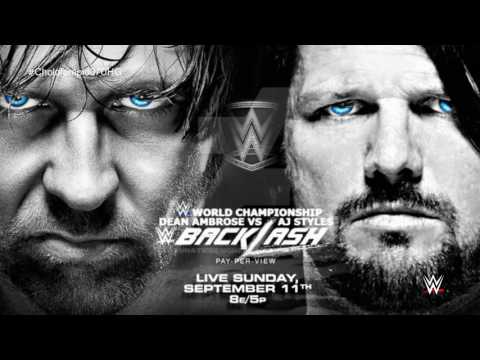 """WWE Backlash 2016  Custom Theme Song - """"Breathe Into Me"""" by RED + Download Link"""